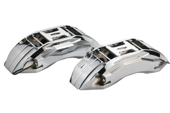 Silver Forging Aluminum Racing Brake Calipers YAR-F430-SB8pot